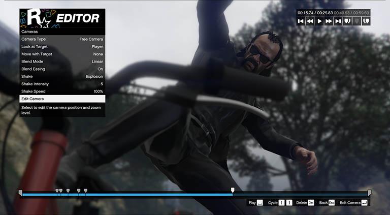 Rockstar Editor