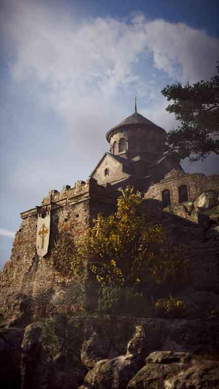 <i>Assassins' Creed Valhalla - The Monastery</i>